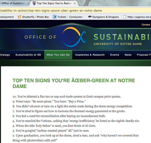 green.nd.edu after refresh